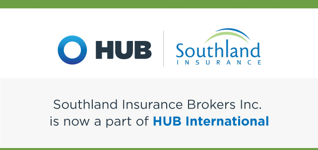 Southland Insurance Brokers Inc. is now a part of HUB International